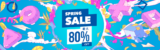 【最大80%OFF!】PlayStation.Storeでスプリングセール開催中
