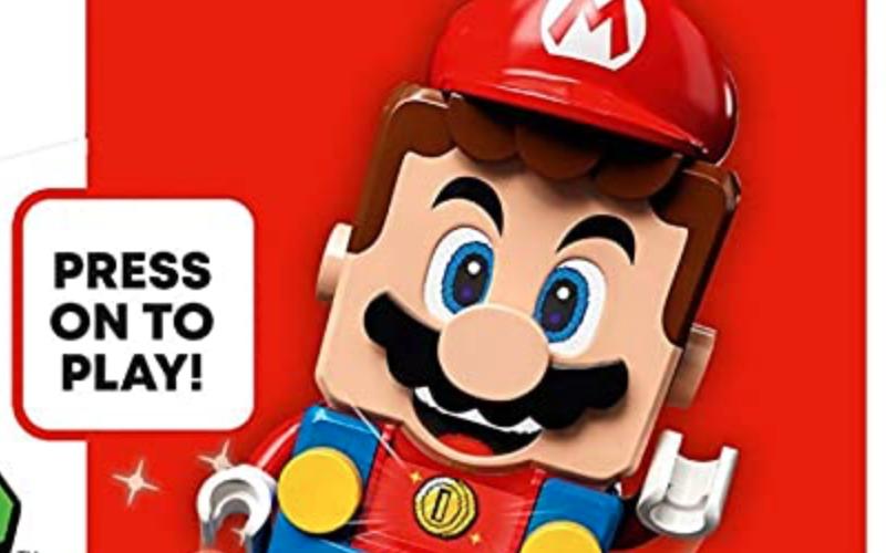 【大人から子供まで楽しめる】LEGOでスーパーマリオが発売