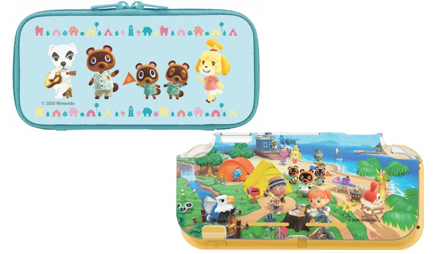 「あつまれ どうぶつの森」デザインNintendo Switch用スマートポーチ4月17日発売!