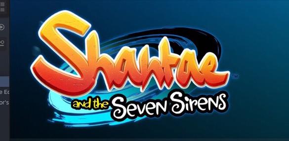 [配信中]WayForward、シャンティシリーズの最新作:Shantae and the Seven Sirens(5作目)