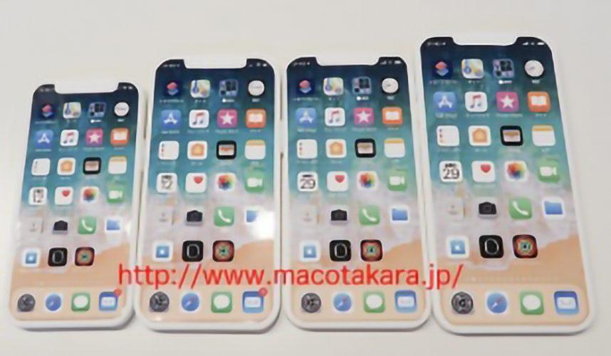 iPhone 12シリーズと噂の3Dプリントモックが公開。新たなリーク情報が