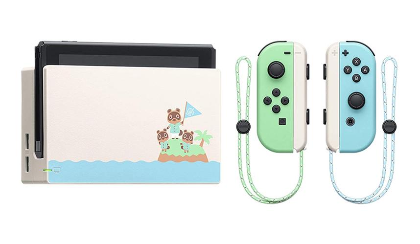 Nintendo Switch「あつまれどうぶつの森セット」がマイニンテンドーストアで抽選開始!