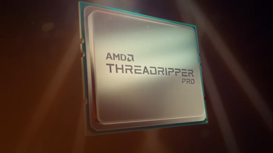 『AMD Ryzen Threadripper PRO』シリーズを発表。プロフェッショナル・ワークステーション向けのCPU