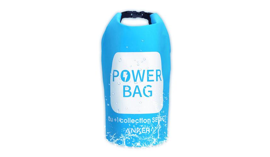 KDDI、特別災害対策セット「Anker Power Bag」を「au +1 collection」で発売中